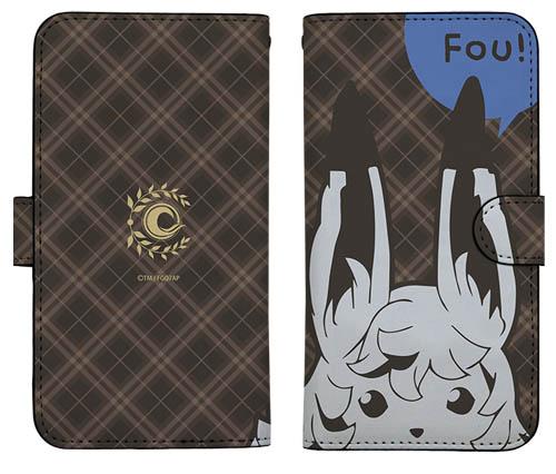 Fate/Fate/Grand Order -絶対魔獣戦線バビロニア-/FGOバビロニア フォウ 手帳型スマホケース138