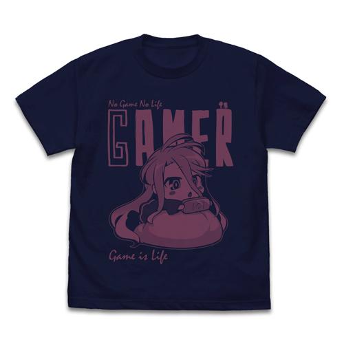 ノーゲーム・ノーライフ/ノーゲーム・ノーライフ/「白」ゲームは人生 Tシャツ