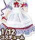 AZONE/ピコニーモコスチューム/PIC308【1/12サイズドール用】1/12 夢見る少女のアリスドレスセット