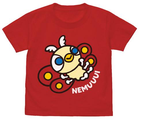ゴジラ/ちびゴジラ/ちびモスラ NEMUUUI キッズTシャツ