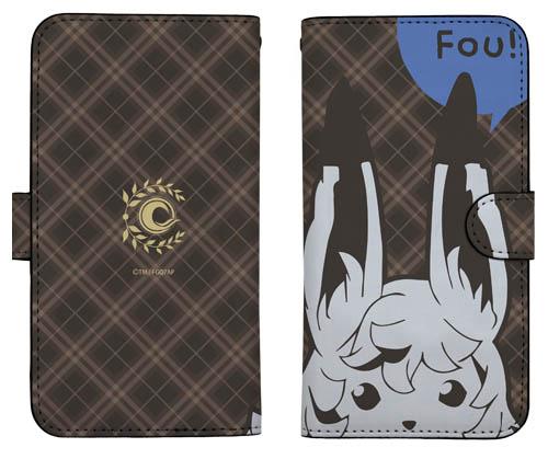 Fate/Fate/Grand Order -絶対魔獣戦線バビロニア-/FGOバビロニア フォウ 手帳型スマホケース148