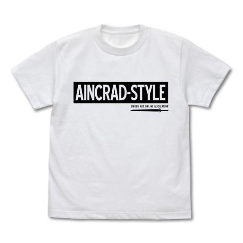 ソードアート・オンライン/ソードアート・オンライン アリシゼーション/《アインクラッド流》 Tシャツ