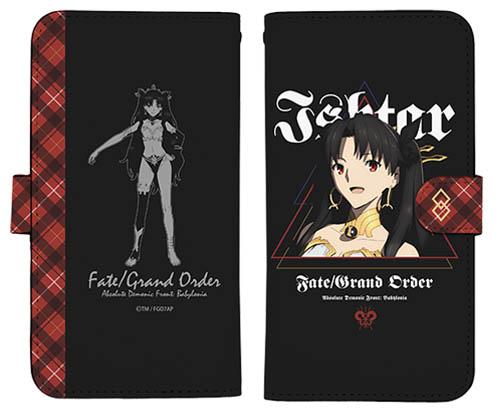 Fate/Fate/Grand Order -絶対魔獣戦線バビロニア-/FGOバビロニア イシュタル 手帳型スマホケース158