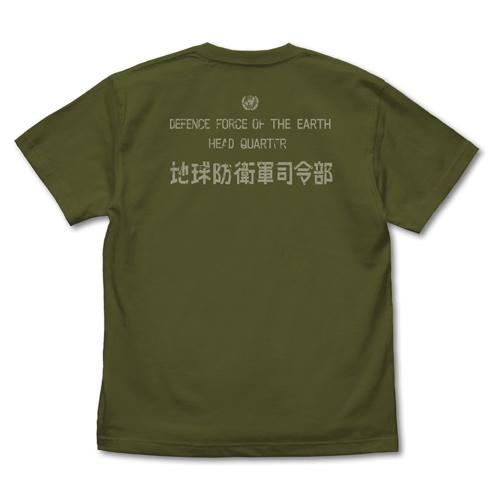 地球防衛軍/地球防衛軍/地球防衛軍Tシャツ