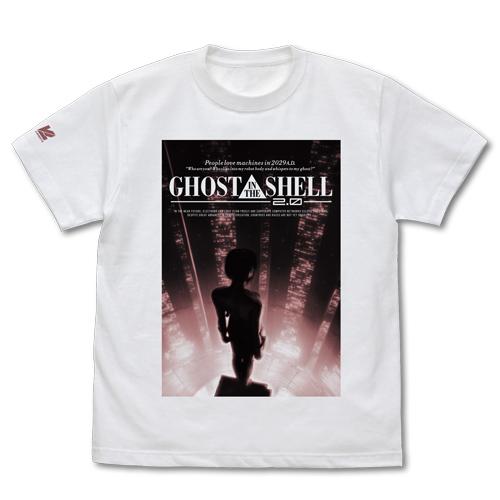 攻殻機動隊/GHOST IN THE SHELL / 攻殻機動隊2.0/GHOST IN THE SHELL / 攻殻機動隊2.0 BD Tシャツ