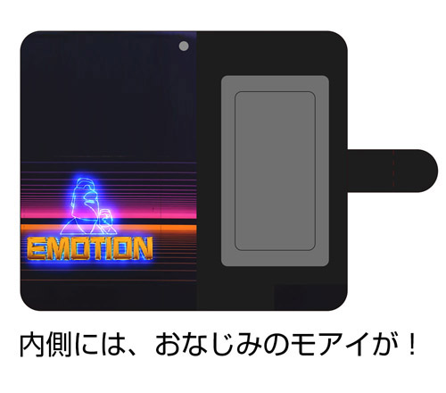 EMOTION/EMOTION/EMOTION VC手帳型スマホケース