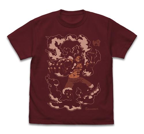 ONE PIECE/ワンピース/★限定★ルフィ スネイクマン Tシャツ 限定カラーVer.