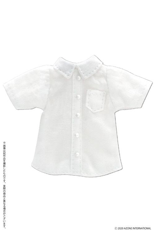 AZONE/ピコニーモコスチューム/PIC309-WHT【1/12サイズドール用】1/12 半袖シャツ