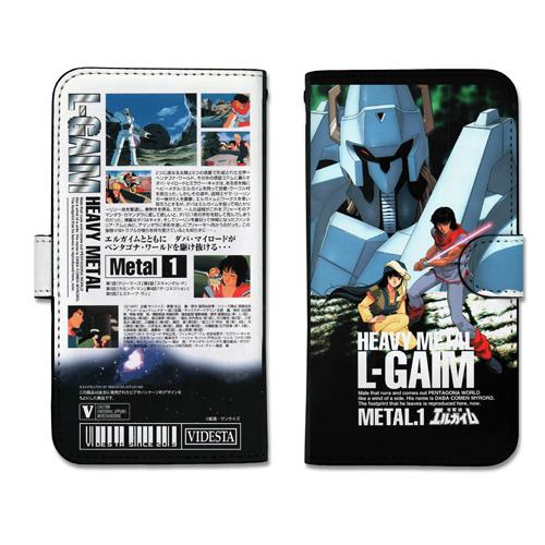 重戦機エルガイム/重戦機エルガイム/重戦機エルガイム Metal.1 VC手帳型スマホケース