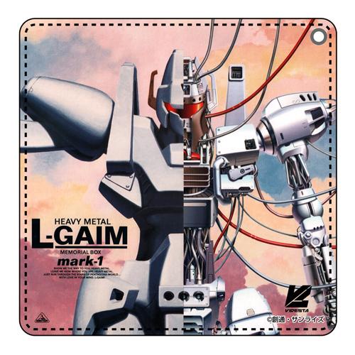 重戦機エルガイム/重戦機エルガイム/重戦機エルガイム メモリアルボックスmark-1 LDパスケース