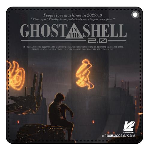 攻殻機動隊/GHOST IN THE SHELL / 攻殻機動隊2.0/GHOST IN THE SHELL / 攻殻機動隊2.0 BD-BOXパスケース