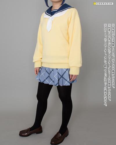 ゆるキャン△/ゆるキャン△/【早得】本栖高校女子制服冬服 ブラウスセット