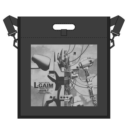 重戦機エルガイム/重戦機エルガイム/重戦機エルガイム メモリアルボックスmark-1 LDレコードバッグ