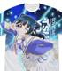 津島善子 フルグラフィックTシャツ Over the Rai..