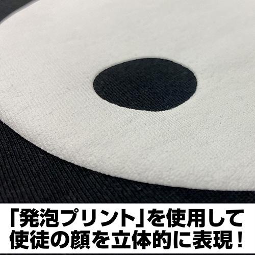 エヴァンゲリオン/EVANGELION/使徒 Tシャツ 発泡プリントVer.
