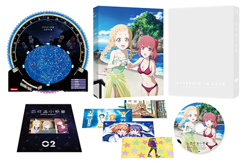 恋する小惑星/恋する小惑星/★GEE!特典付★恋する小惑星Vol.2【DVD】