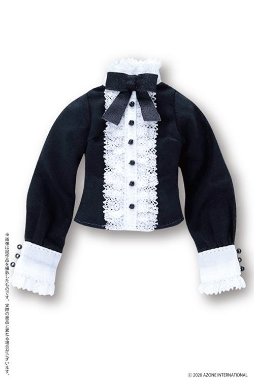AZONE/Pureneemo Original Costume/POC491【1/6サイズドール用】PNS ファルテッドブラウスII