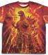ゴジラ'84 両面フルグラフィックTシャツ