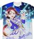 桜内梨子 フルグラフィックTシャツ Over the Rai..