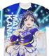ラブライブ!/ラブライブ!サンシャイン!!The School Idol Movie Over the Rainbow/松浦果南 フルグラフィックTシャツ Over the Rainbow Ver.