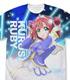 黒澤ルビィ フルグラフィックTシャツ Over the Ra..