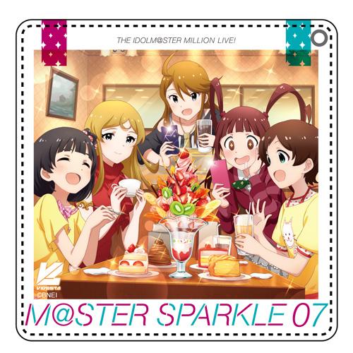 THE IDOLM@STER/アイドルマスター ミリオンライブ!/アイドルマスター ミリオンライブ! M@STER SPARKLE 07 CDパスケース