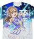 国木田花丸 フルグラフィックTシャツ Over the Ra..