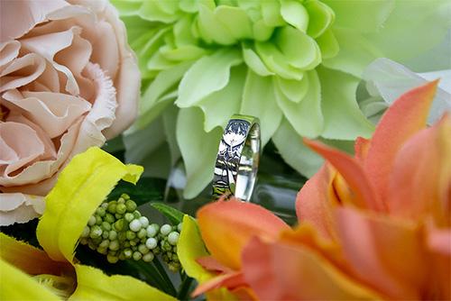 五等分の花嫁/五等分の花嫁/中野一花 シルバーリング
