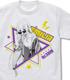 Re:ゼロから始める異世界生活/Re:ゼロから始める異世界生活/エミリア Tシャツ ストリートファッションVer.