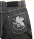 エヴァンゲリオン/EVANGELION/★限定★プラグスーツ デザインジーンズ