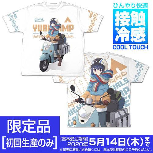 ★限定★志摩リン 冷感両面フルグラフィックTシャツ