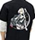 ○○★限定★涼月 刺繍ワークシャツ