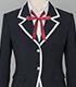 【早得】総武高等学校女子制服冬服ジャケットセット