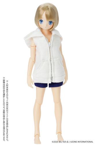 AZONE/Pureneemo Original Costume/POC498【1/6サイズドール用】PNS 男の子ノースリーブパーカー
