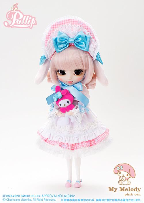 グルーヴオリジナル/プーリップ(Pullip)/Pullip(プーリップ)/My Melody pink ver.(マイメロディ ピンクバージョン)