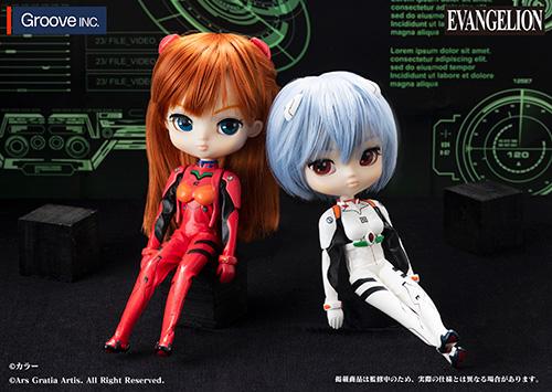 エヴァンゲリオン/EVANGELION/Collection Doll コレクションドール/エヴァンゲリオン 式波・アスカ・ラングレー YC-003