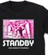 ガンダム シリーズ/機動戦士ガンダム00/アリオスガンダム STANDBY Tシャツ