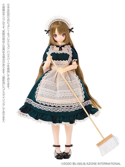 AZONE/えっくす☆きゅーと/1/6 えっくす☆きゅーと ふぁみりー ふうか / Loyal Maid POD027-FLM