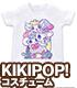 AZONE/KIKIPOP!/KPT100【KIKIPOP!用】きのこプラネット×ペロペロ★スパ~クルズ「ビッグ★Tシャツワンピース」