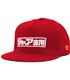 ガンダム シリーズ/機動戦士ガンダム/シャア専用ロゴ 刺繍フラットバイザー