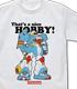 ホビー・ハイザック Tシャツ