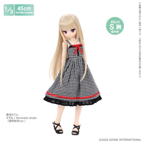 AZONE/50 Collection/FFC008【45~50cmドール用】45 ひなたぼっこワンピース