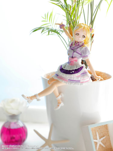 ラブライブ!/ラブライブ!サンシャイン!!/1/6 ピュアニーモキャラクターシリーズ 126『ラブライブ!サンシャイン!!』 小原鞠莉 PND126-OMA