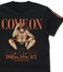 """ONE PIECE/ワンピース/エース Tシャツ """"COME ON""""Ver."""
