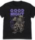 スヤリス姫のGOOD NIGHT Tシャツ