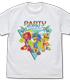 ソニック PARTY ANIMALS フルカラーTシャツ