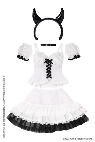 AZONE/50 Collection/FAO144【48/50cmドール用】AZO2小悪魔コスチュームsetII