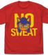 ソニック・ザ・ヘッジホッグ/ソニック・ザ・ヘッジホッグ/ソニック NO SWEAT Tシャツ
