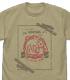 コッコロの「主さまがんばれスタンプ」 Tシャツ