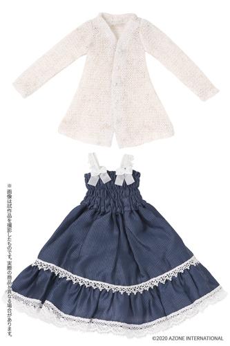 AZONE/Pureneemo Original Costume/PNM196【1/6サイズドール用】PNM 木陰でひと休みワンピースset